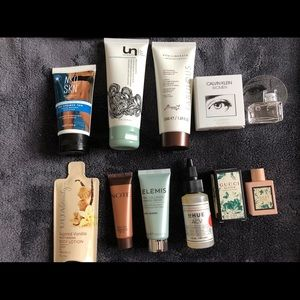 Other - BNIB Set of 9 Body Products